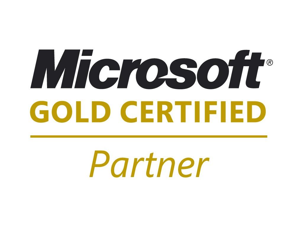 Cloud Business Solutions este Microsoft Gold Partner